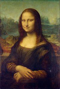 La Gioconda- Leonardo da Vinci