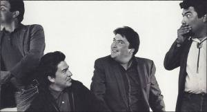 Photo from Los Lobos 1982, album 'And the time to dance'